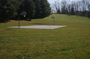 Westover Park Basketball Court