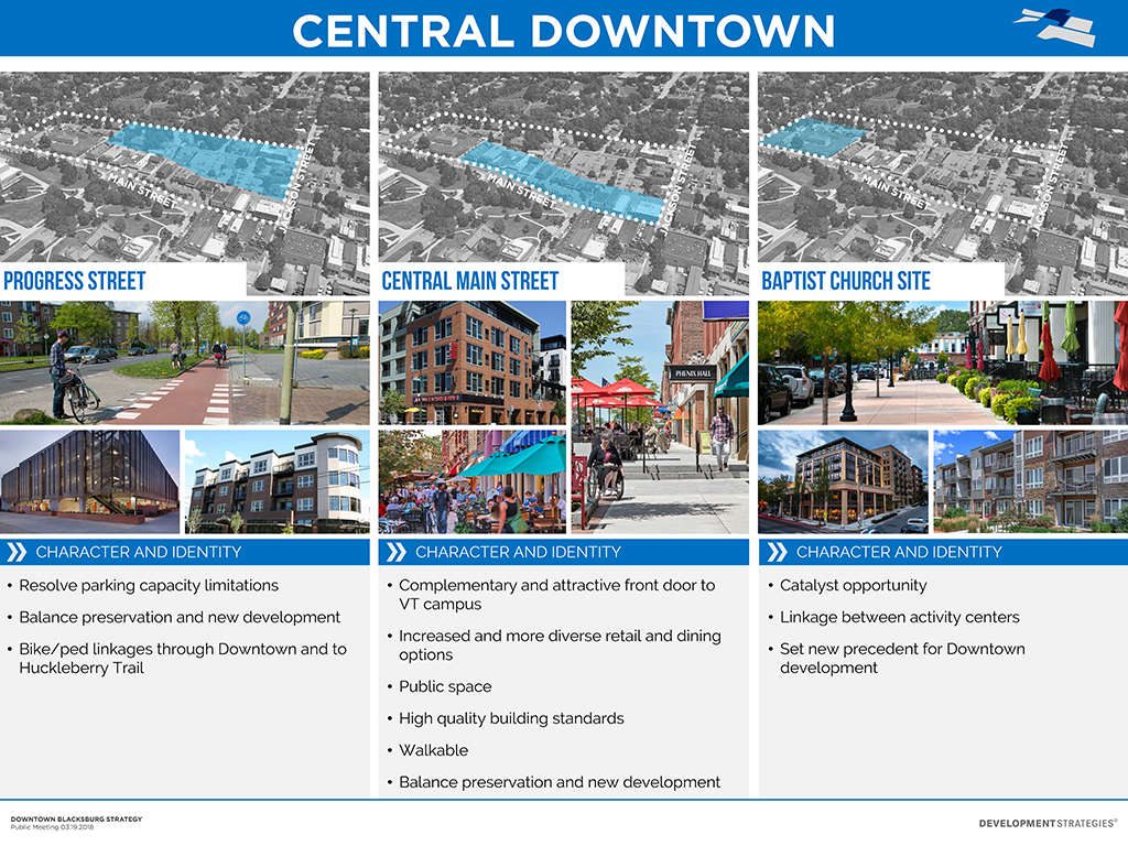 Central Downtown - Concepts