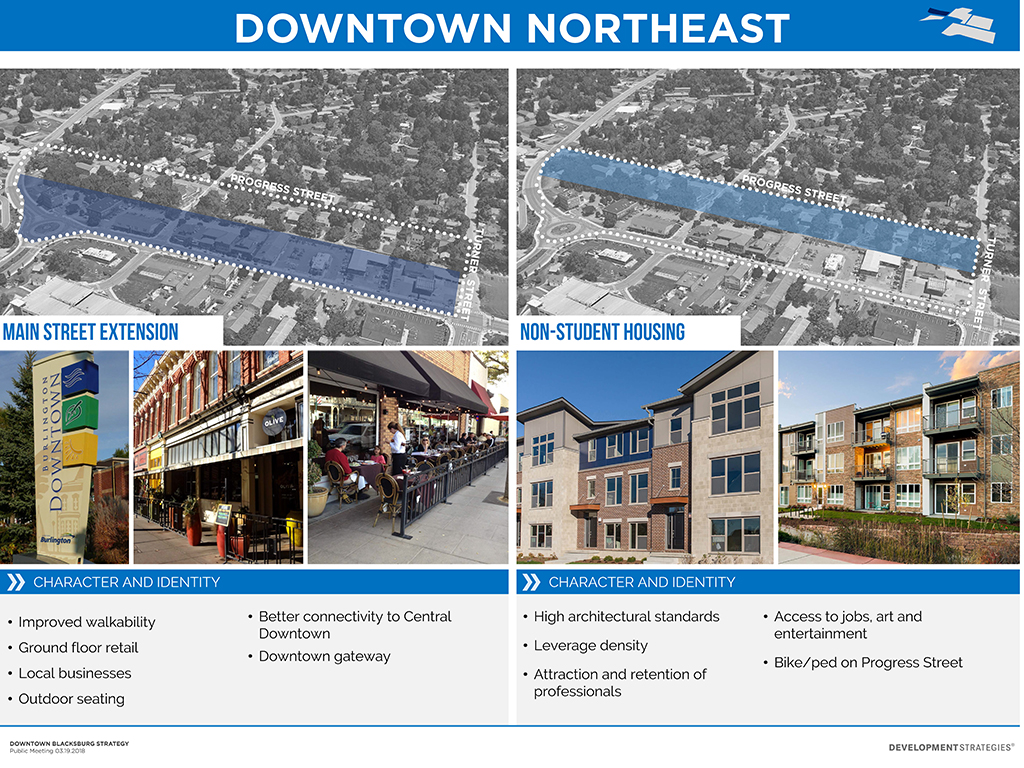 Downtown Northeast - Concepts