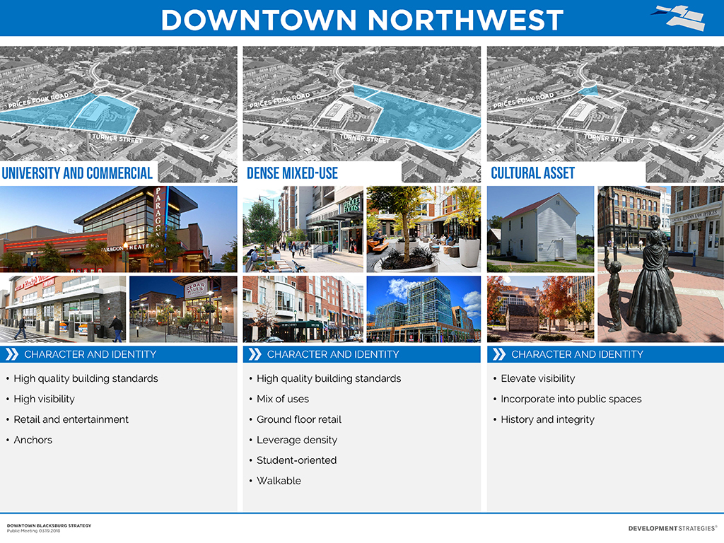 Downtown Northwest - Concepts