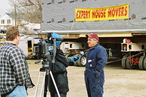 TV Coverage of the Move