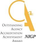 National Institute of Governmental Purchasing Accreditation logo