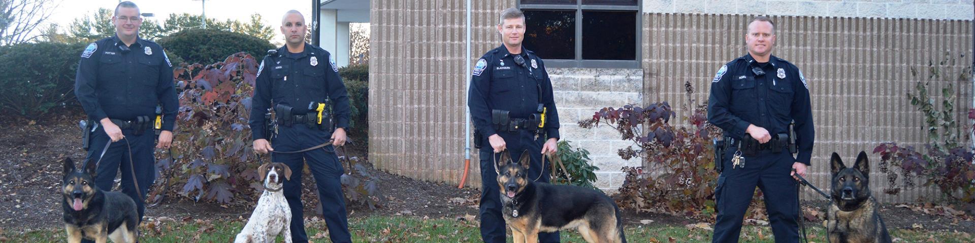 Police   Blacksburg, VA