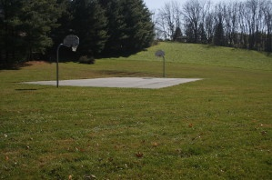 Westover Park Basketball Court