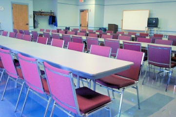Comm Room (Meeting)